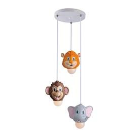 Pendeco Selva Leao/Macaco/Elefante Startec