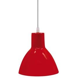 Pendente TD-622/1 Vermelho Taschibra