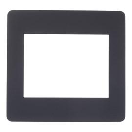 Placa 4x4 6 Módulos Stellar Black Orion Schneider