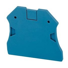 Placa de Extremidade para Borne Neutro NSYTRAC22BL 2,5mm Azul Schneider
