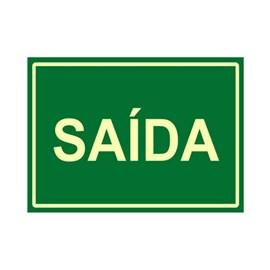 Placa Saída Sinalize