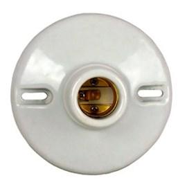 Plafon Porcelana E27 Para Churrasqueira Decorlux