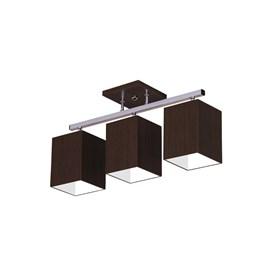 Plafon Trilho Quadratus Imbuia Muller