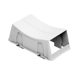 Porta Equipamento LO 2 Módulos Branco Dutotec