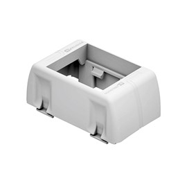 Porta Equipamento STD 2 Módulos Branco Dutotec