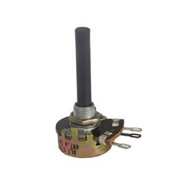 Potenciômetro Linear 23mm 100K sem chave Constanta