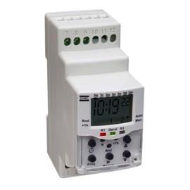 Programador de Horário Digital para Trilho DIN BWT40HR 100-240VCA Coel