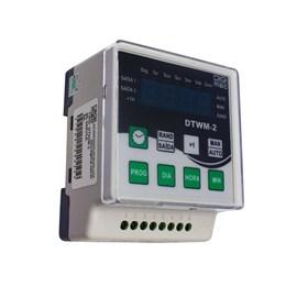 Programador de Horário Digital para Trilho DIN DTWM-2 240VCA 2 REV. Digimec