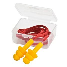 Protetor Auricular Copolímero CA10043 Amarelo Worker