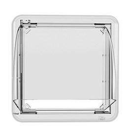 Protetor de Tomada Duplo Transparente Westaflex