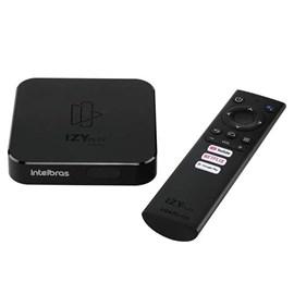 Receptor De Tv Via Internet Smart Box Izy Play Intelbras