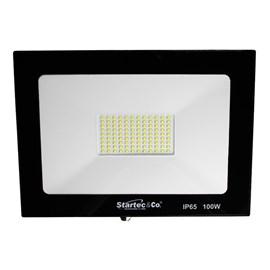 Refletor LED 100W Luz Branca Bivolt Startec