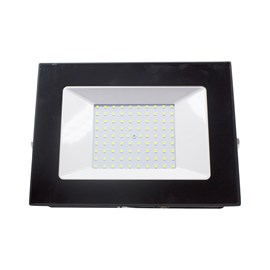 Refletor LED 100W Luz Branco Frio Bivolt Eletrorastro