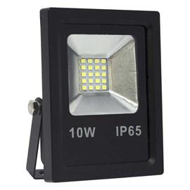 Refletor LED 10W Luz Branca Bivolt Eletrorastro