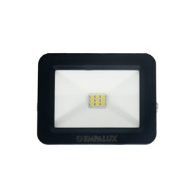 Refletor LED 10W Luz Branca Bivolt Empalux