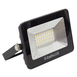 Refletor LED 30W Luz Branca 127V Empalux