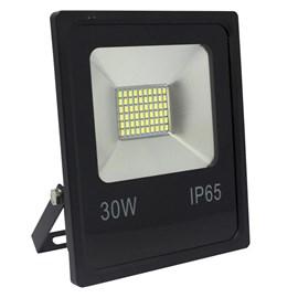 Refletor LED 30W Luz Branca Bivolt Eletrorastro