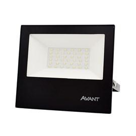 Refletor LED 50W Luz Branco Frio Bivolt Avant