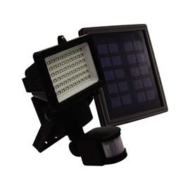 Refletor LED Energia Solar com Sensor de Movimento Luz Branco Frio Ecoforce