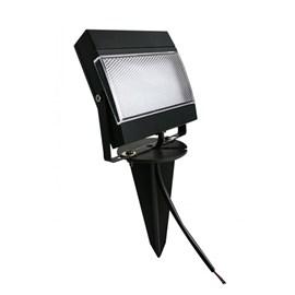 Refletor LED Verde Com Estaca Ecoforce