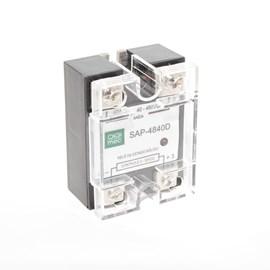 Relé de Estado Sólido SAP-4840D 40A 480VCA 3-32VCC Digimec