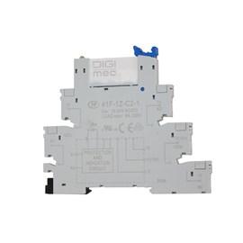 Relé de Interface 24VCC/CA HDR 6A DigiMec