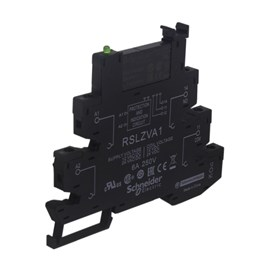 Relé de Interface RSL1PVBU 24VCC/VCA 6A Schneider