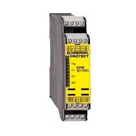 Relé de Segurança SRB-301-MC-24VCA/DC 3NA+1NF para Monitoramento Ace Schmersal