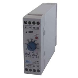 Relé De Tempo Estrela Triângulo 60 Segundos 220V Contato Duplo JNG