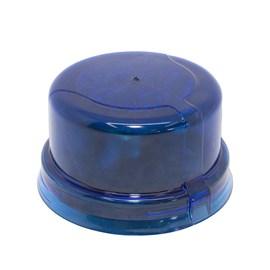 Relé Fotoelétrico Bivolt Azul Exatron