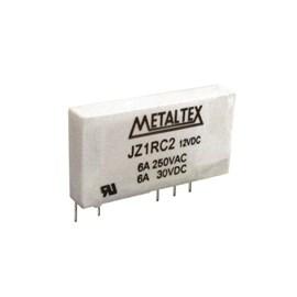Relé Miniatura de Potência 1 REV. 6A 12VCC Metaltex