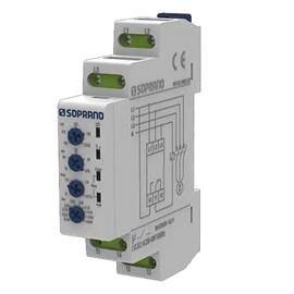 Relé Monitor Trifásico 208-480V Soprano