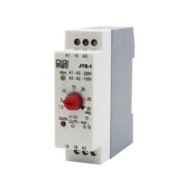 Relé Tempo Retardo na Energização JTE-1 30SEG 110-220V Digimec