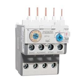 Relé Térmico RT12-2.5A para CTM6 A16 Metaltex