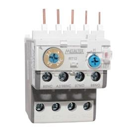 Relé Térmico RT12-4A para CTM6 A16 Metaltex
