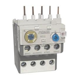 Relé Térmico RT12-6A para CTM6 A16 Metaltex