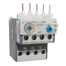 Relé Térmico RT12-9A para CTM6 A16 Metaltex