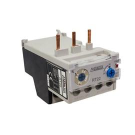 Relé Térmico RT22-2.5A 1.6 - 2.5A para CT9-22 Metaltex