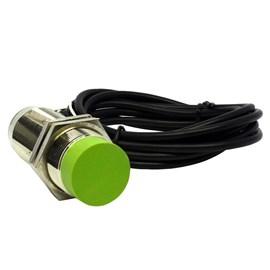 Sensor Cilíndrico Capacitivo C30-15-DPC PNP NA+NF 10-360VCC SN15mm Metaltex