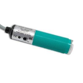 Sensor Cilíndrico Fotoelétrico M18 PNP Retroreflectivo 10-30VDC PMR-300DP Metaltex