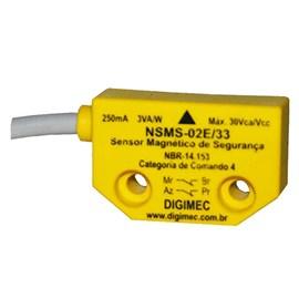 Sensor Codificado Categoria 4 Saída Pela Esquerda Digimec
