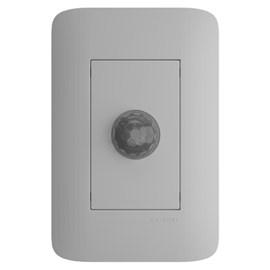 Sensor de Presença Interno 4x2 Bivolt Exatron