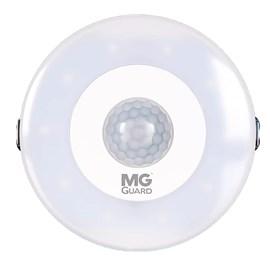 Sensor de Presença Interno com Luminária LED 5W de Embutir Bivolt Margirius