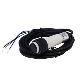 Sensor Fotoelétrico Difuso P18D-10-DPC 10-30VCC PNP NA+NF SN10cm Metaltex