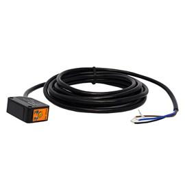 Sensor Fotoelétrico Difuso PAD-30DN 12-24VCC NPN SN30cm Metaltex
