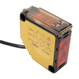 Sensor Fotoelétrico Retroreflectivo 5m 1NA Metaltex