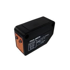 Sensor Fotoelétrico Retroreflectivo NPN 12 - 24VCC 2MT Metaltex