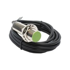 Sensor I18-5-DPC Indutivo 18mm 4 Fios Metaltex
