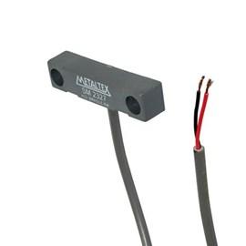 Sensor Magnético 1NF Cinza Metaltex - SM2327