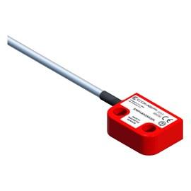 Sensor Magnético De Segurança 2NF Esquerda 2 Metros Metaltex - SMP1A02S020L